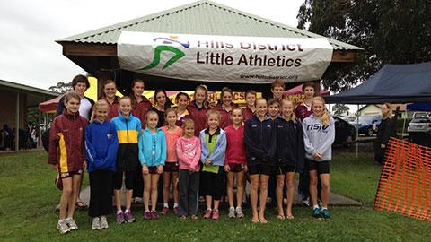 Hills District Athletics