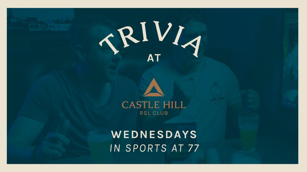 Trivia – CANCELLED