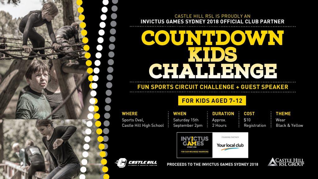 Invictus Games Sports Challenge