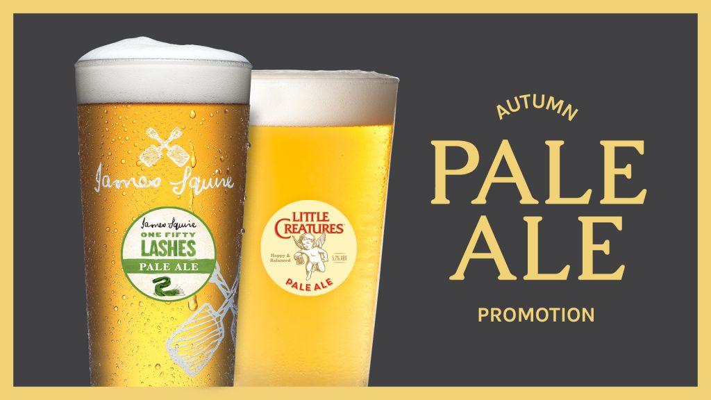 Autumn Pale Ale Promotion
