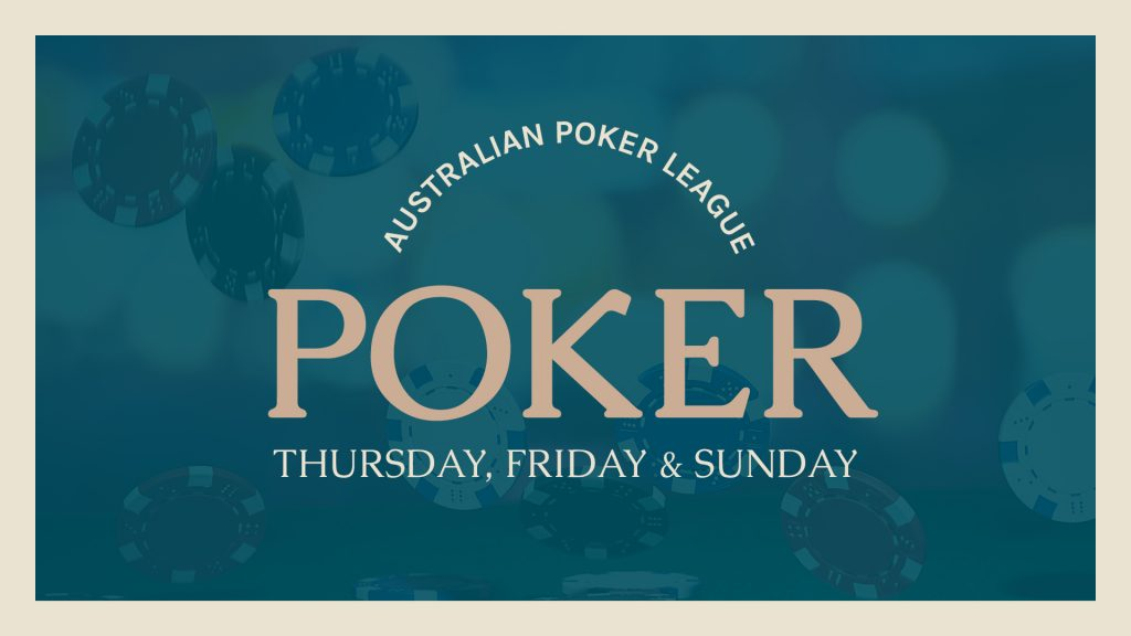 Australian Poker League