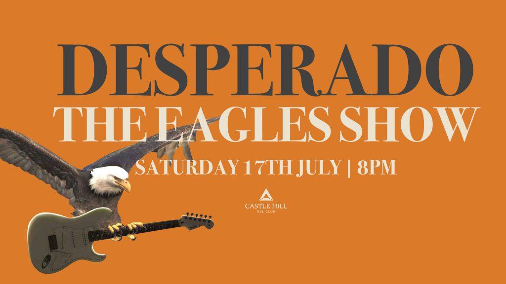 Desperado The Eagles Show
