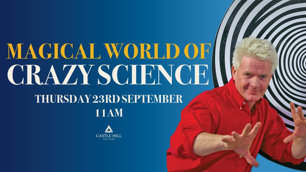 Magical World of Crazy Science