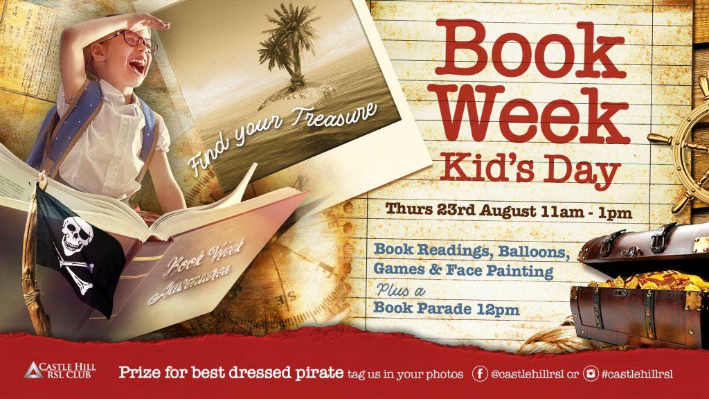 Book Week Kids Day