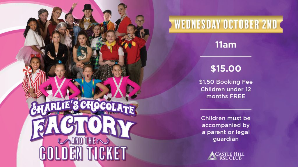 Charlie's Chocolate Factory and the Golden Ticket