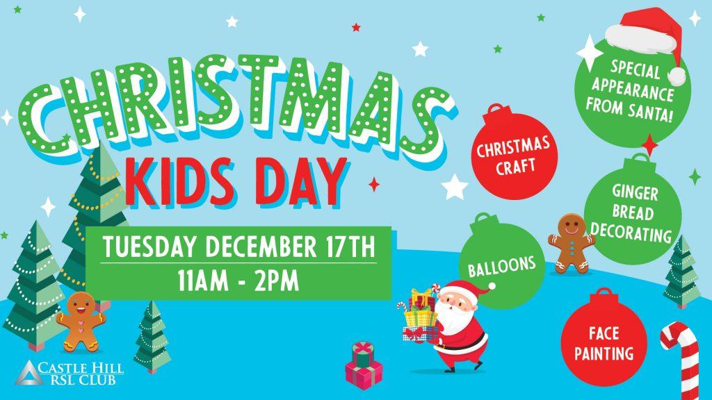 Christmas Kids Day