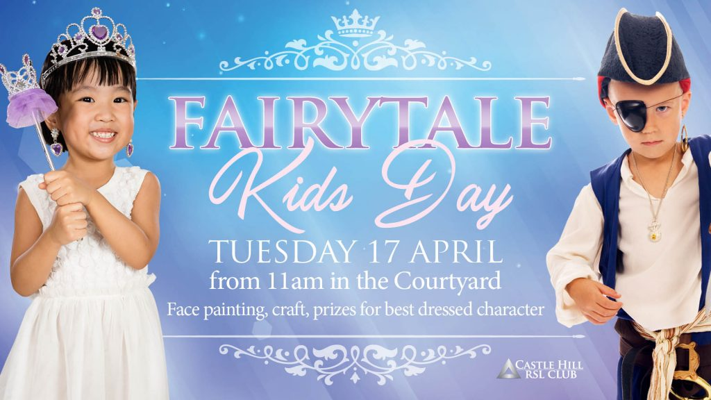 Fairytale Kids Day