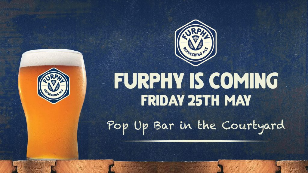 Furphy is coming