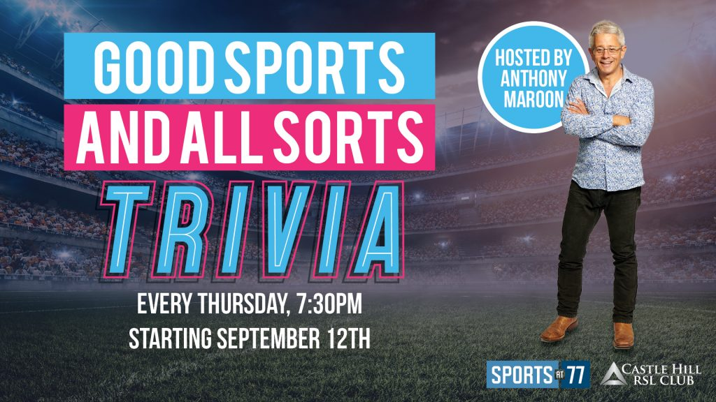 Good Sports and All Sorts Trivia