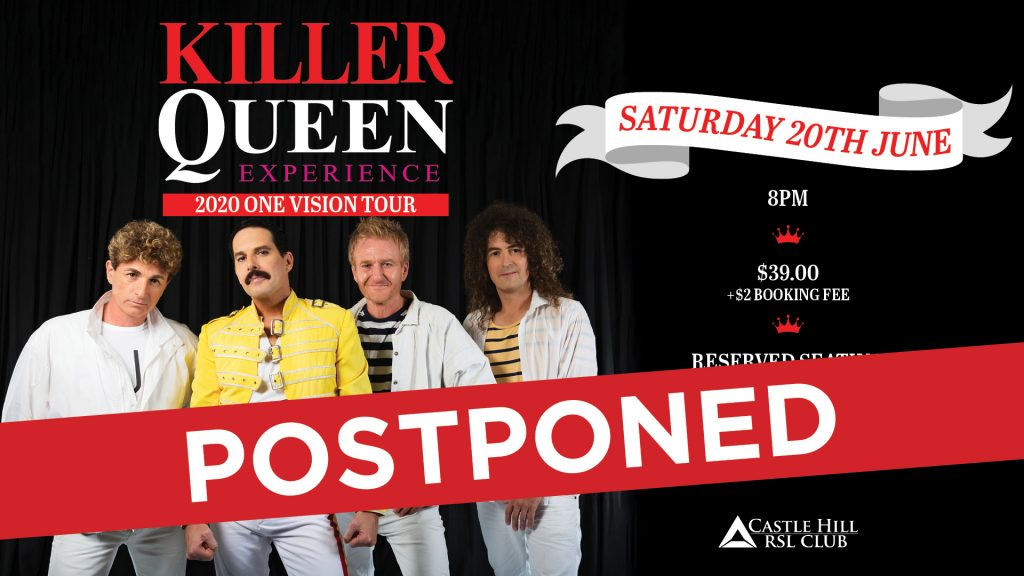 Killer Queen Experience – The 2020 One Vision Tour