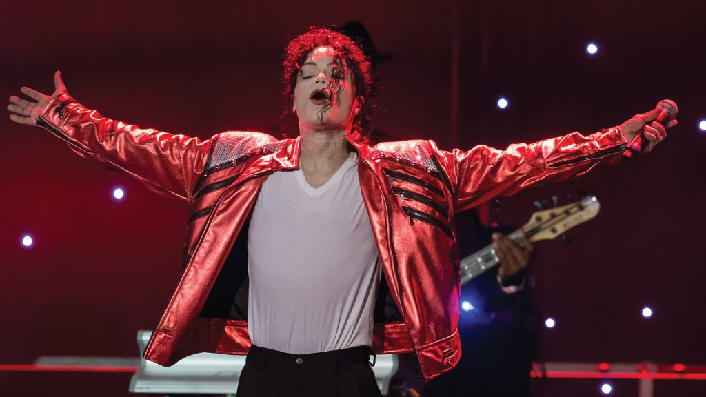 Michael Jackson – The Legacy Tour – starring William Hall