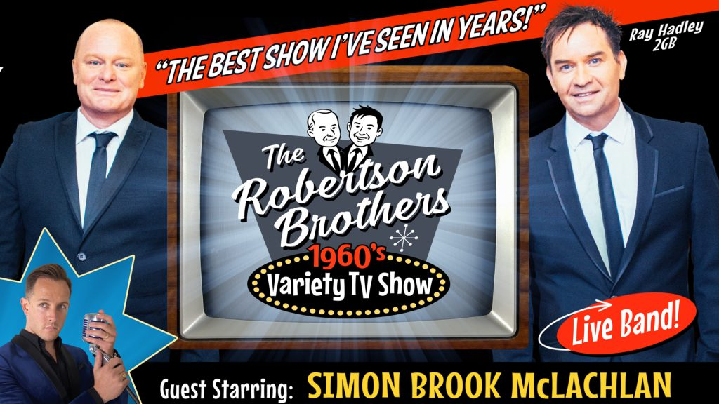 Robertson Brothers 60's Variety Show