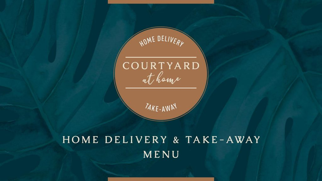 Home Delivery and Take-Away Menu