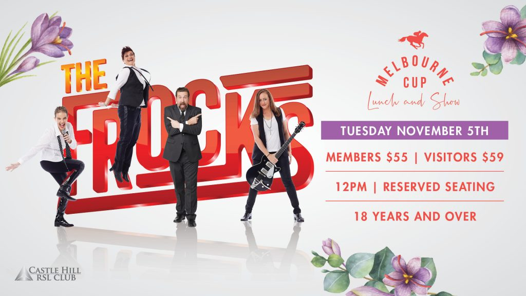 The Frocks Melbourne Cup Show and Lunch