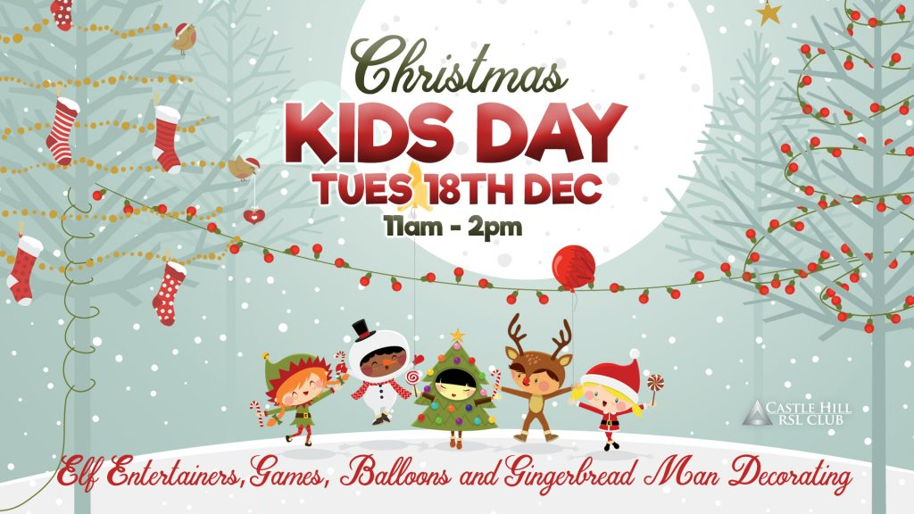 Christmas Kids Day