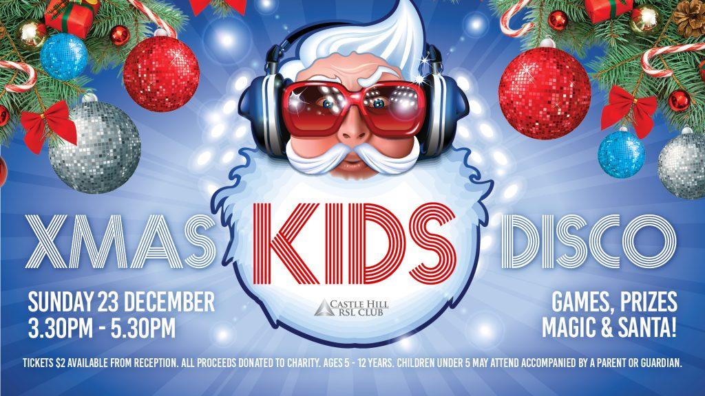 Christmas Kids Disco