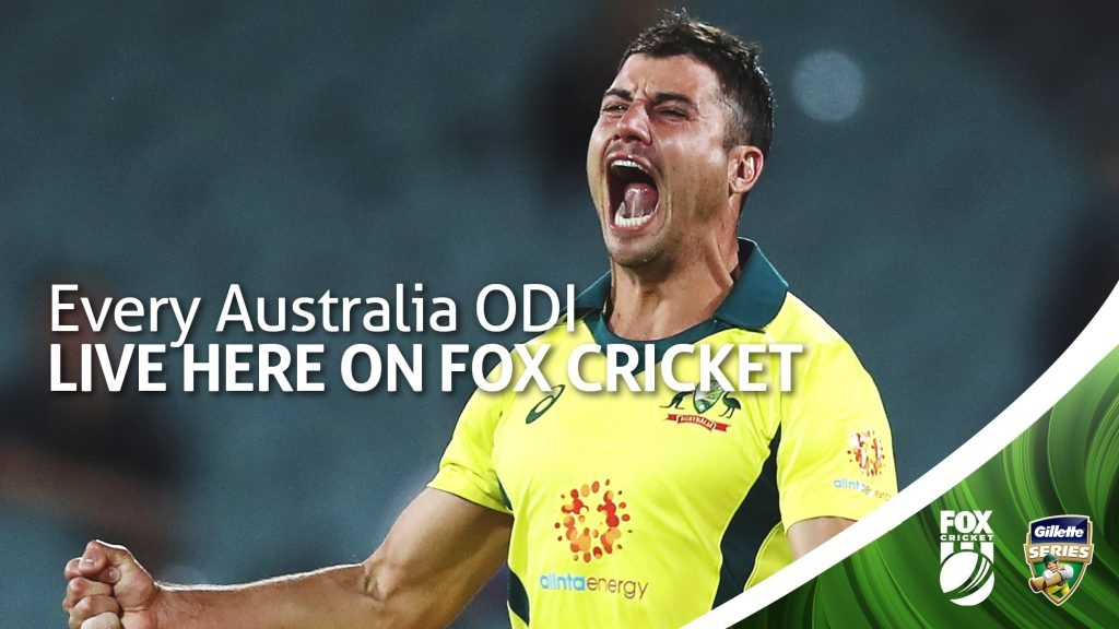 Cricket: Australia – ODI