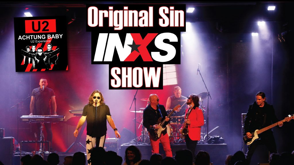 The INXS  and U2 Show