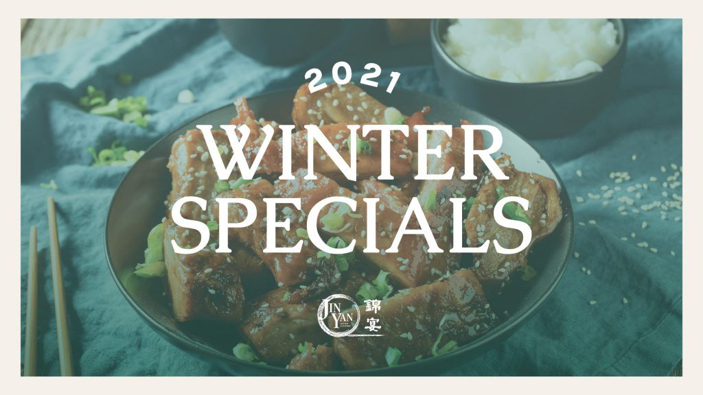 Jin Yan Winter Specials