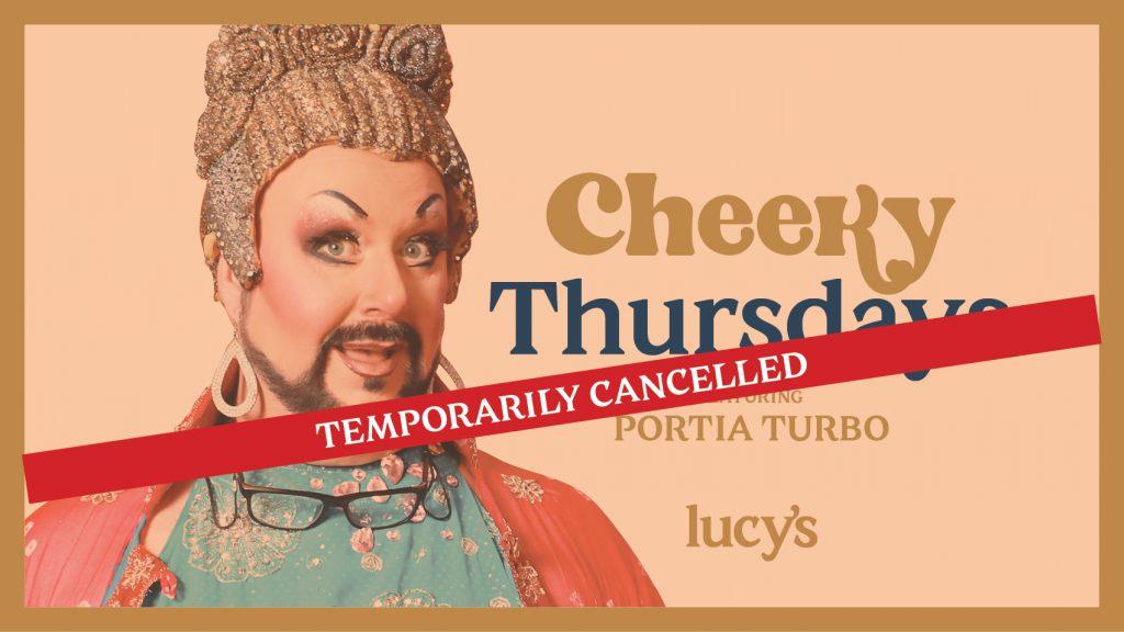 Cheeky Thursdays