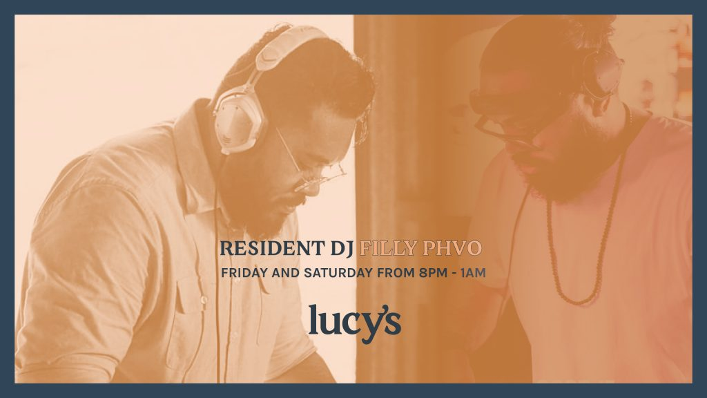 Lucy's DJ Filly Phvo