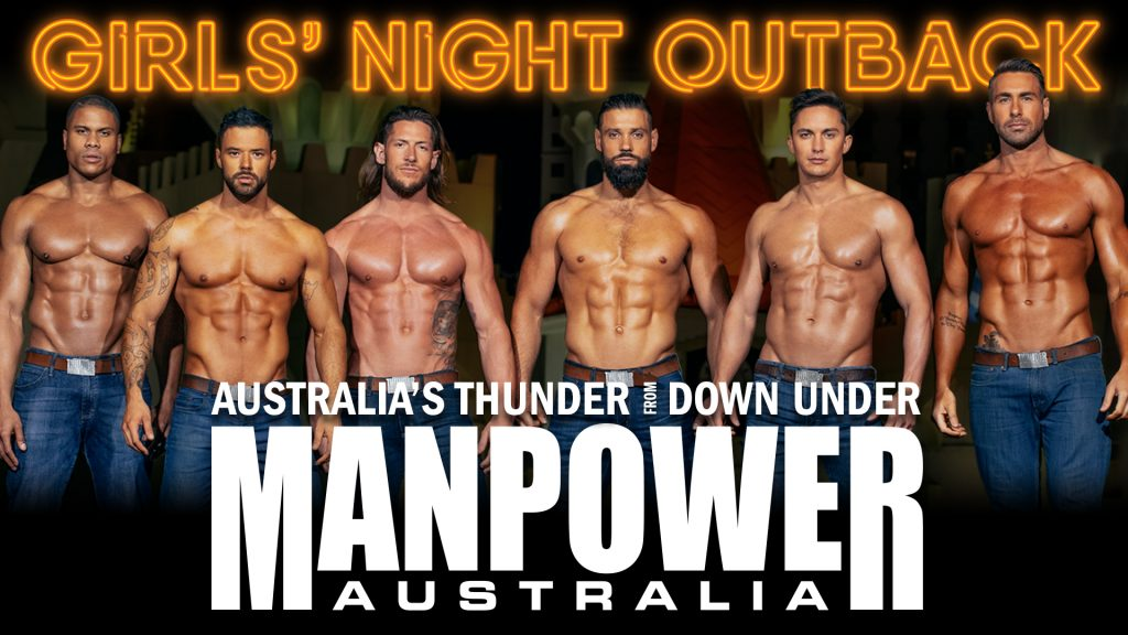 Manpower – Girls' Night Outback
