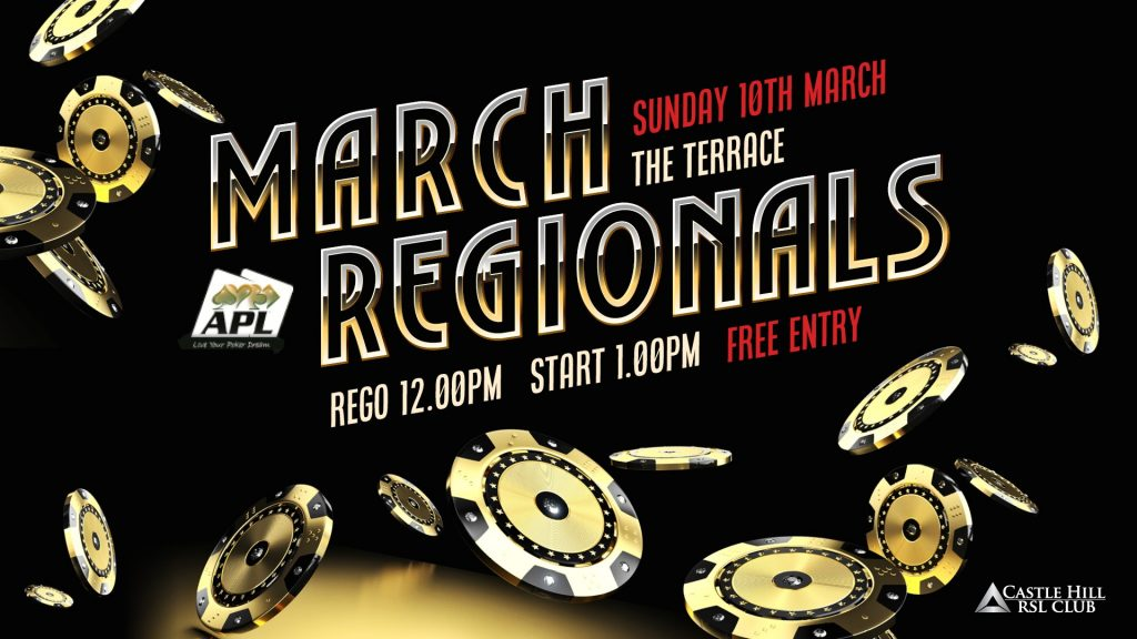 APL March Regionals