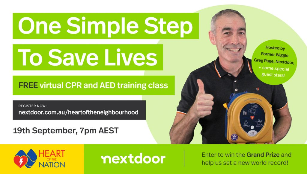 Free Virtual CPR and AED training class