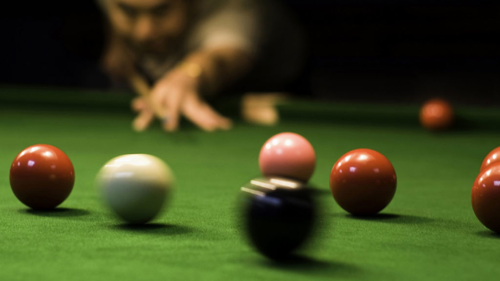 Snooker & Billiards Competition