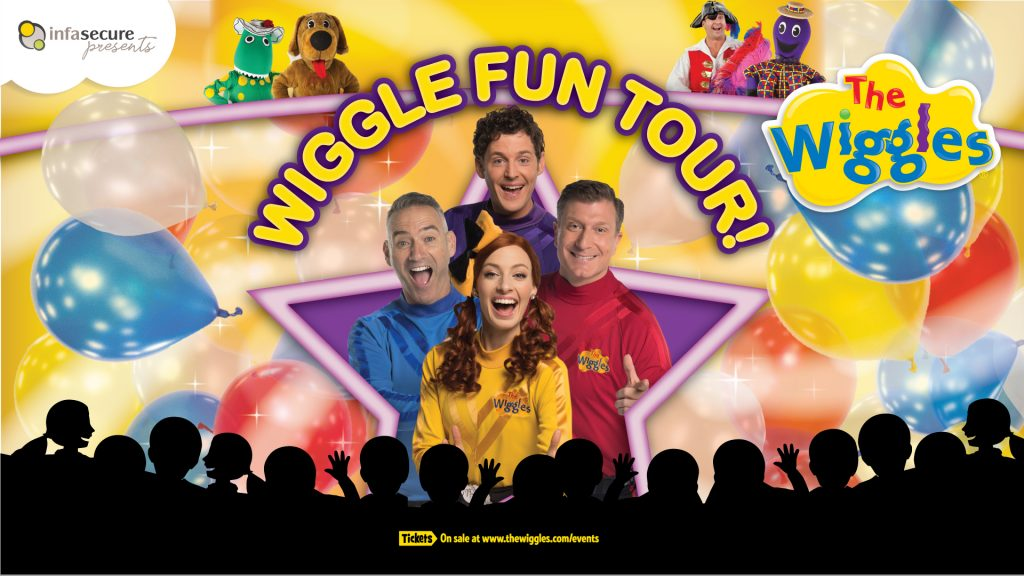 The Wiggles: Wiggle Fun Tour