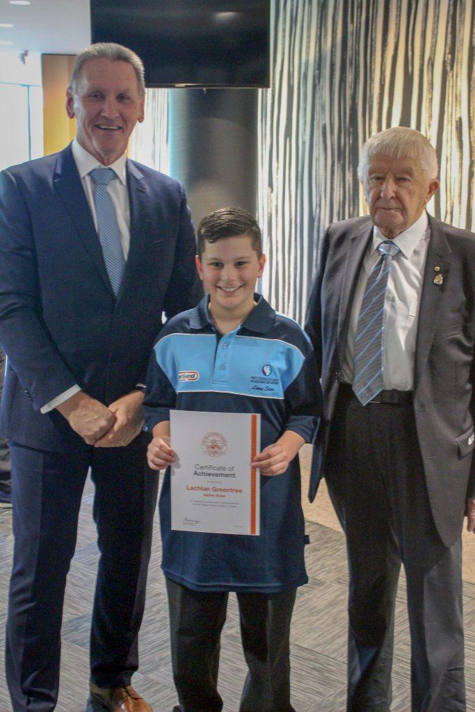 Western Sydney Academy of Sport: Lachlan Greentree