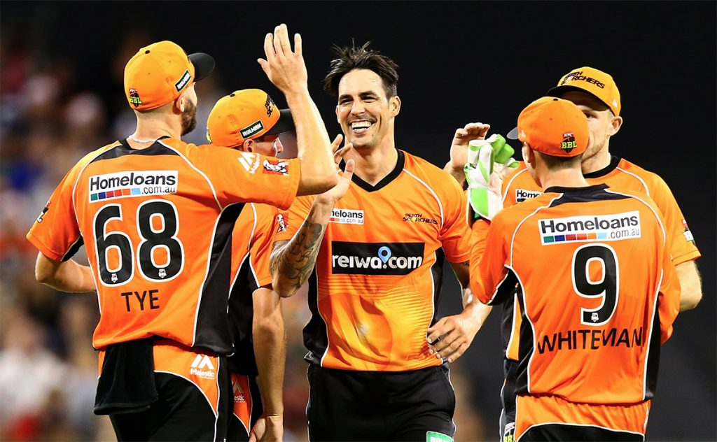 Your summer is set with the Big Bash League