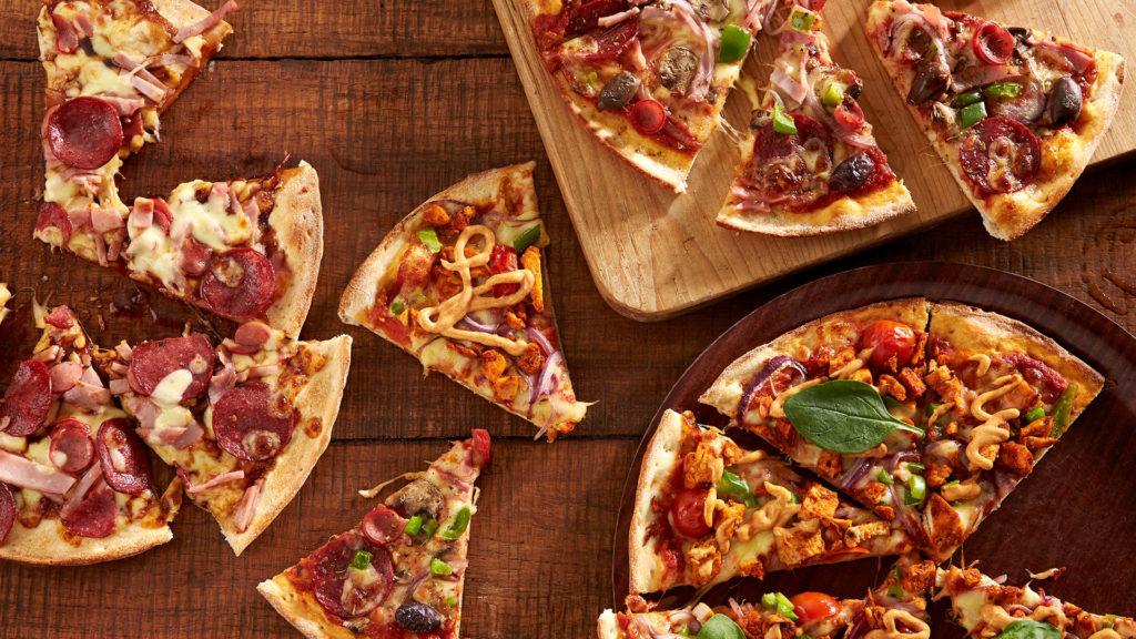 Pizza & Gelato Bar